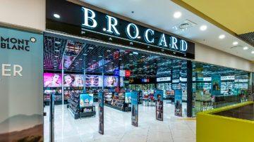 Магазини преміальної косметики й парфумерії BROCARD отримали ліцензію УЛАСП/ОКУАСП